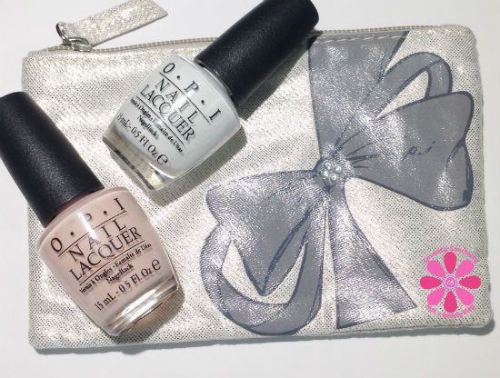 OPI Sweet On My Beau Holiday Gift Set Swatches and Review - Cosmetic Sanctuary
