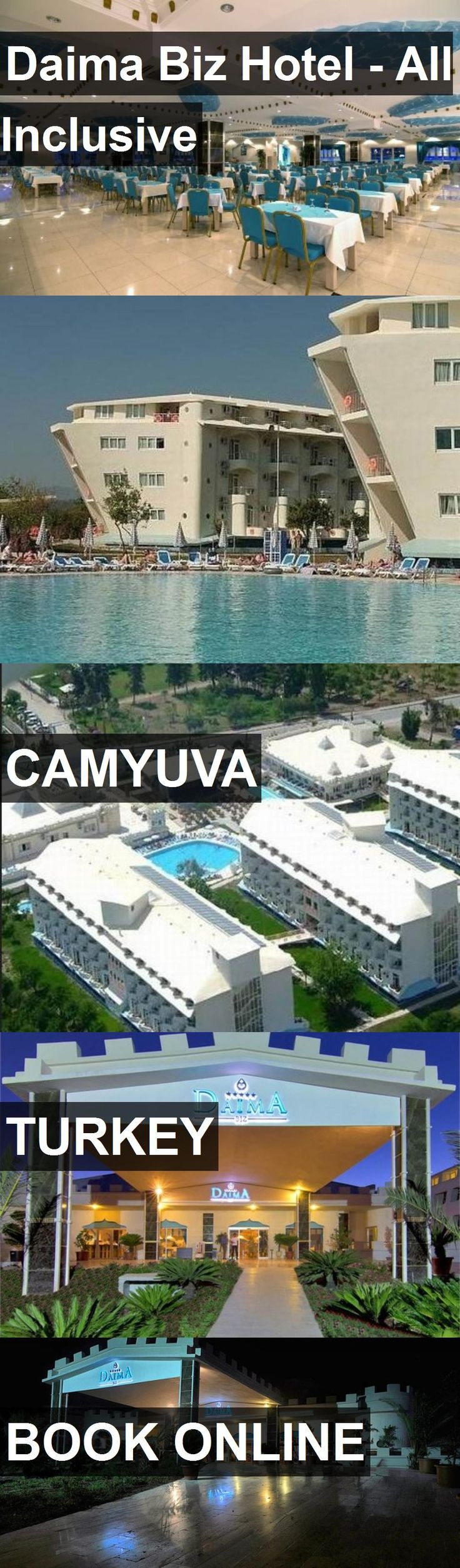 Hotel Daima Biz Hotel - All Inclusive in Camyuva, Turkey. For more information, photos, reviews and best prices please follow the link. #Turkey #Camyuva #DaimaBizHotel-AllInclusive #hotel #travel #vacation