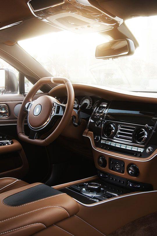 Rolls Royce Wraith Ares Design (#FTA)