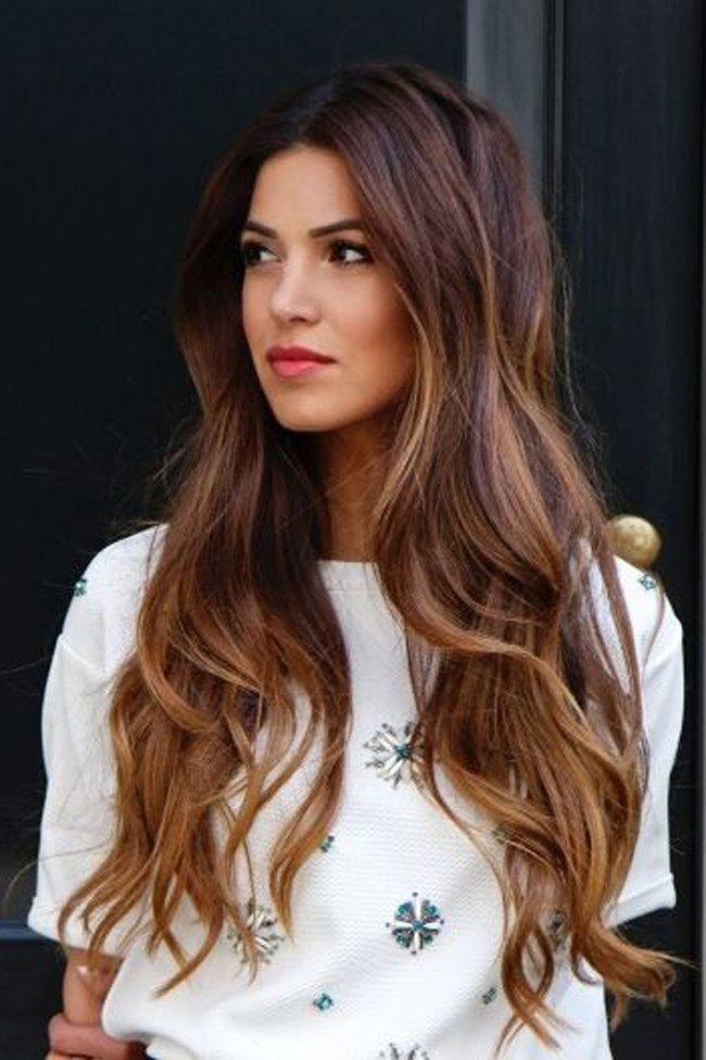 BRonde! Bronde hair color is the perfect combination of brown and blonde if you don't want to commit to either color.