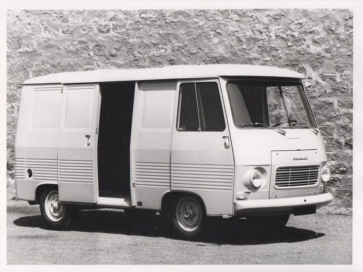 Peugeot J7 Diesel - 1965