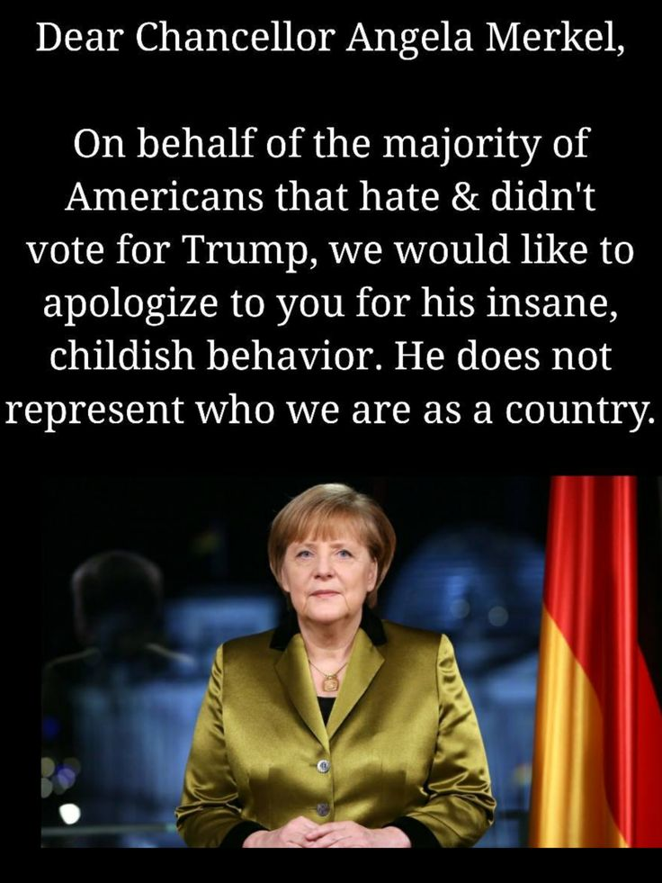 We Apologize to The World for the Republicans Lying, Corrupt, Incompetent, Man Child President!! We are so Embarrassed!!!