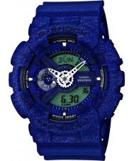 Mens Casio Mens G-Shock World Time Blue Combi Watch 89.00 Watches2U