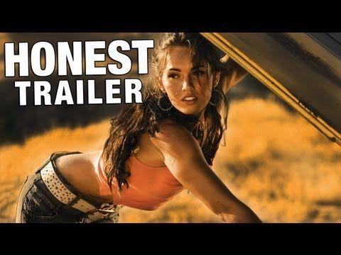 Honest Trailer: Transformers