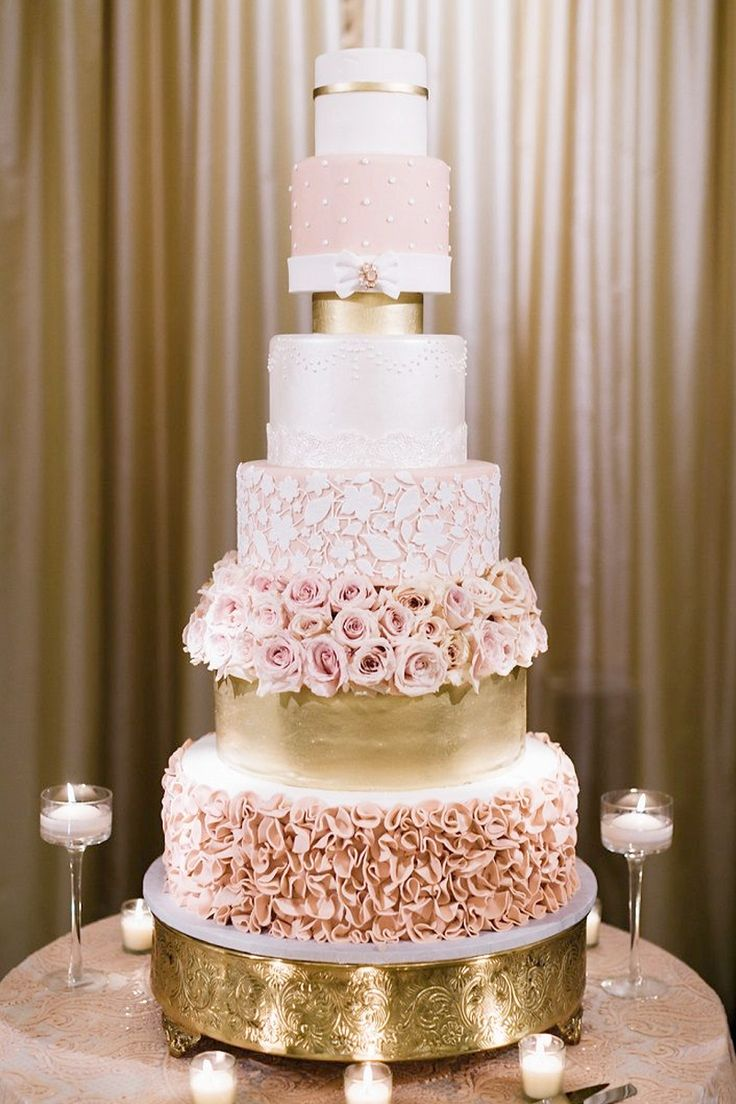 Top 10 Wedding Cake Trends for 2020 Luxury wedding cake