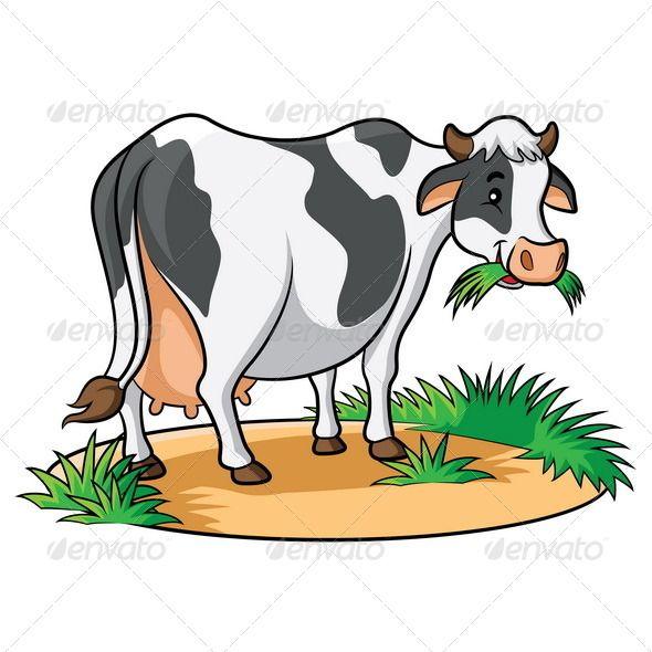 26 best cartoon cows images on Pinterest