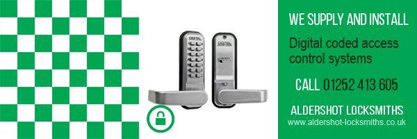 Slide - Digital Door Locks