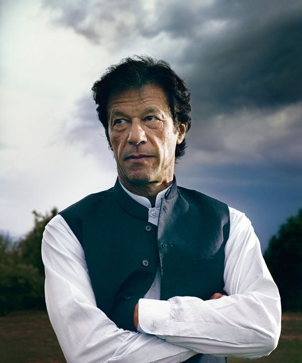 Pakistan's Imran Khan Must Be Doing Something Right - NYTimes.com