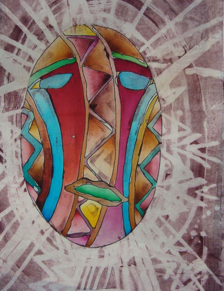 The Bridging Project at KGO:Modern batik art