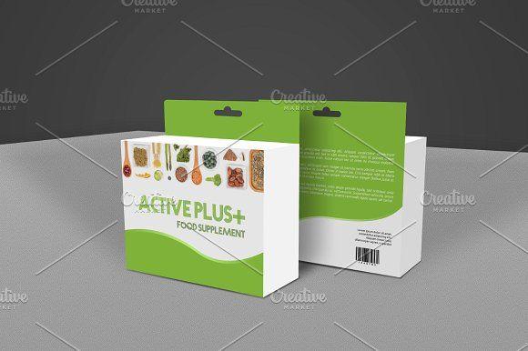 Box Mockup by Hello Anj on @creativemarket