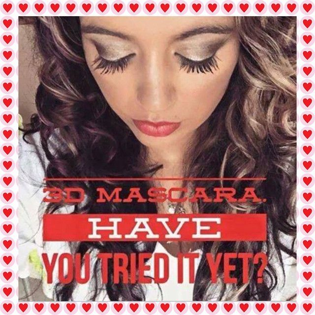 Check out her lashes! You have to try our 3D Fiber Lashes Mascara.  ***You've  tried the rest, now try ours, they're the BEST*** FABULASHERS COSMETICS Shop online at www.fabulashers.com