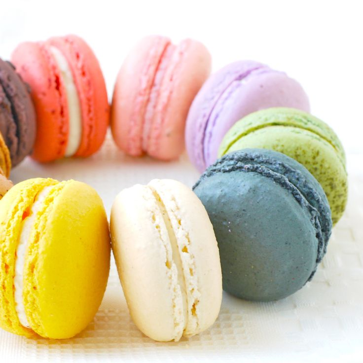 Want to eat.  Can we go back to Ladurée?  (Macarons)