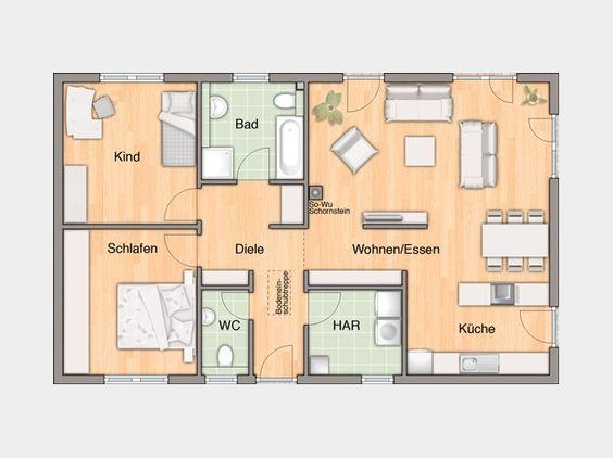 25+ parasta ideaa Pinterestissä Neue Häuser Inneneinrichtung - küche mit kochinsel grundriss