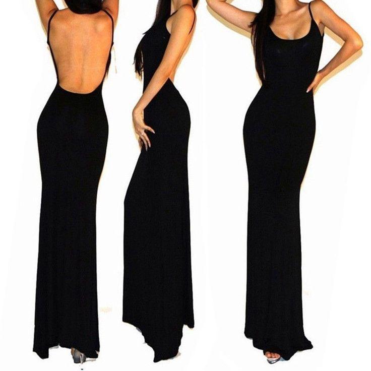 MAXI Max Evening Dress