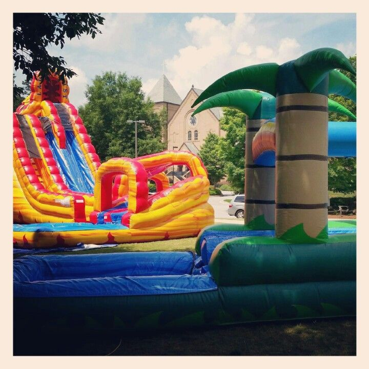 Inflatable Water Slide Az: 17 Best Images About Atlanta Inflatable Water Slide