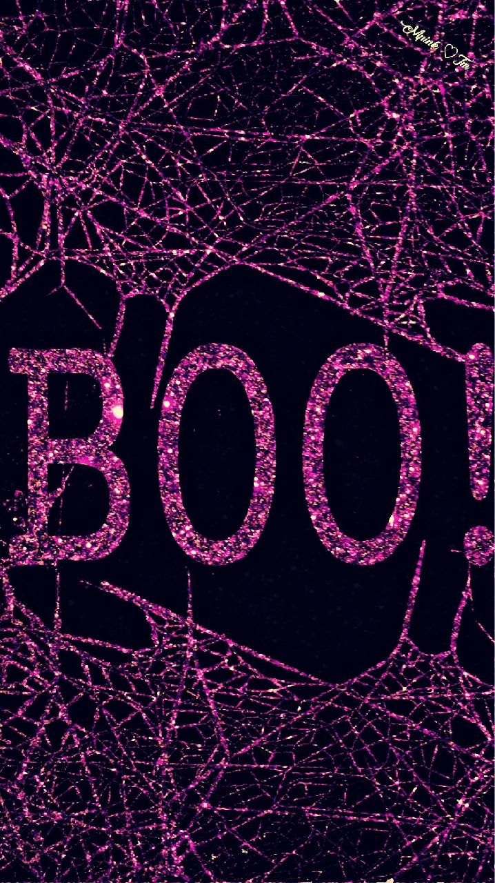 Boo Galaxy Wallpaper Androidwallpaper Iphonewallpaper Wallpaper Galaxy Sparkle Glitter Halloween Wallpaper Iphone Halloween Wallpaper Galaxy Wallpaper