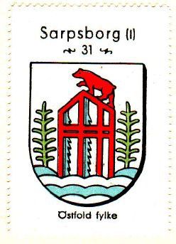 Sarpsborg, Östfold (I)