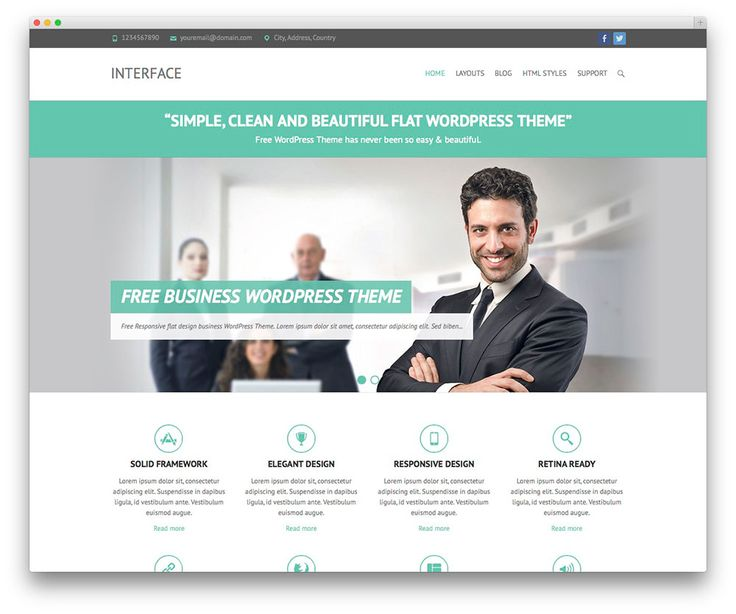 8 best free wordpress business themes images on pinterest how do you identify the excellent owner business wordpress developer from a pool of programmers a dedicated wordpress developer is capable of pushing the friedricerecipe Gallery