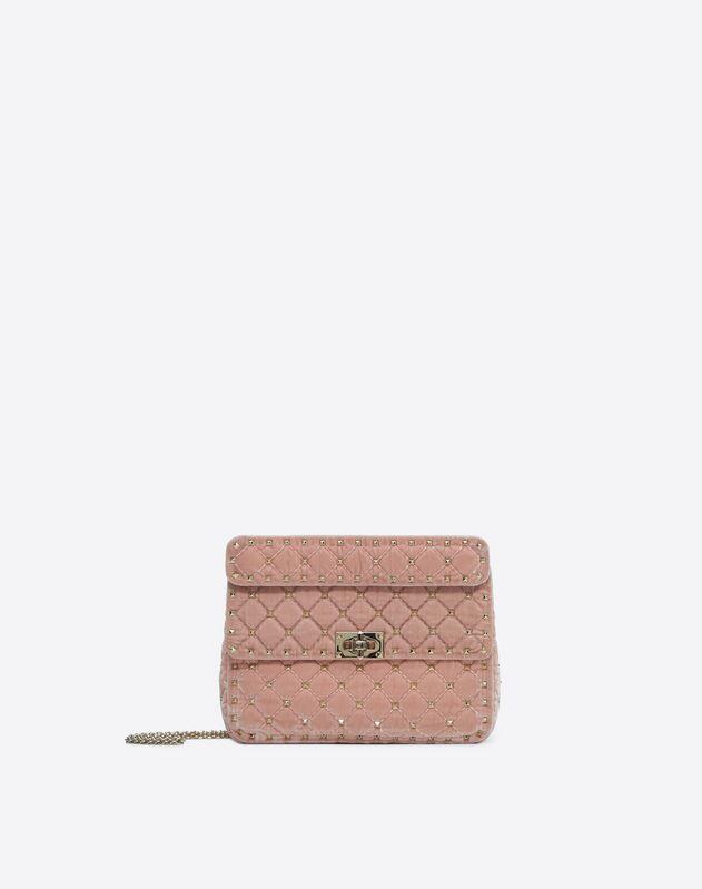 Women's Rockstud Spike Medium Chain Bag Valentino   Valentino Online Boutique UK