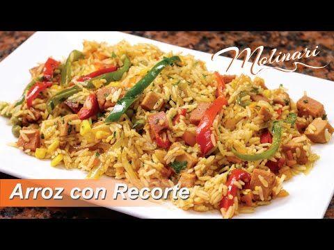 Arroz con Recorte | Molinari tv Cocina Fácil