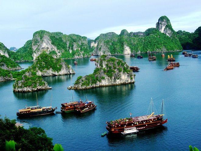 What to choose : Halong Bay, Bai Tu Long bay or Lan Ha Bay ?