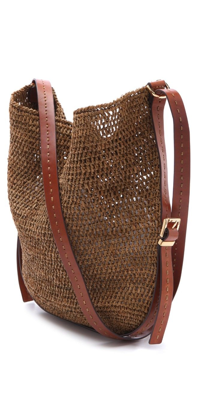 Michael Kors Collection Santorini Cross Body Bag | 15% off first app purchase with code: 15FORYOU