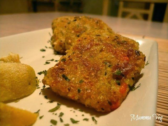 atata media 1 piccola carota 1 spicchio d'aglio Sale Salsa di soia Peperoncino (facoltativo) Curry Origano 2 cucchiai