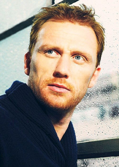 "Kevin McKidd: Scottish television and film actor and director. Best known for playing the role of Owen Hunt in ""Grey's Anatomy."""