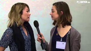 TV-Moderatorin Nela Lee berichtet im Pointer-Interview über die Unterschiede zwischen Fernsehen und YouTube, über ihre Community und ihre Rolle als Entertainerin.