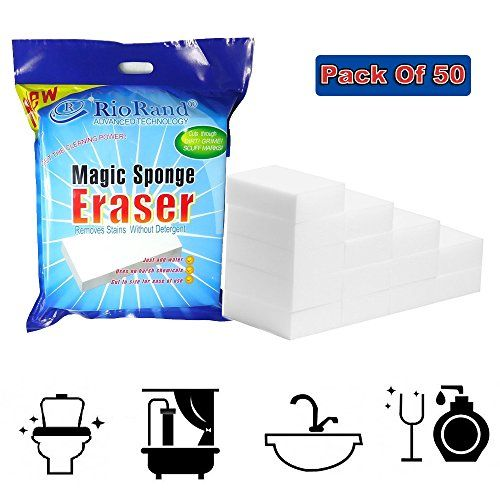 RioRand Jumbo Magic Cleaning Eraser Sponge Melamine Foam ... https://www.amazon.com/dp/B00CHI39SS/ref=cm_sw_r_pi_dp_x_mQmkyb1E8PNFS