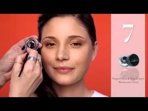 AVON Make-up: Ragyogó ünnepi smink - YouTube
