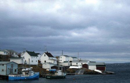 Fogo Island, Newfoundland.