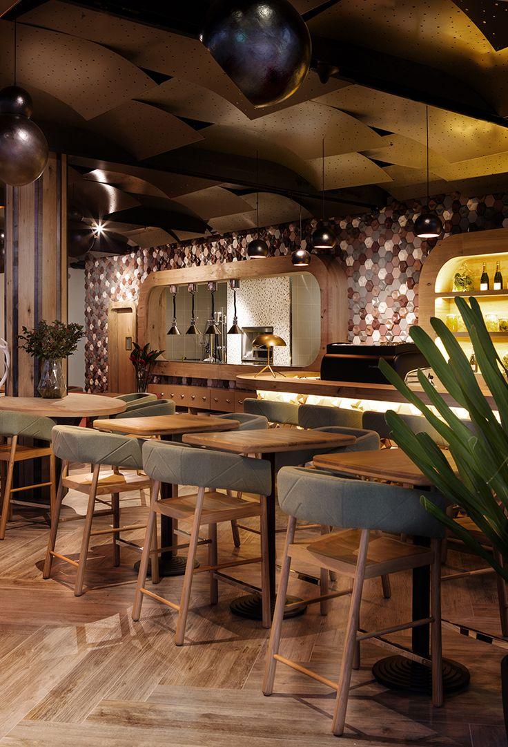 the 257 best images about restaurantes/bares/tiendas on pinterest