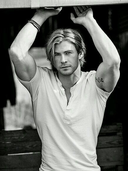 Is there any time when this man is not incredibly sexy? ! ?