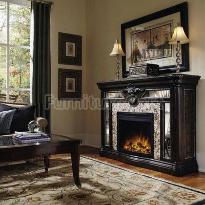 Reflexions Electric Fireplace Mantel My Dream Living