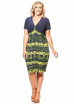 #TS To The Point Dress #takingshape #plussize #curvy