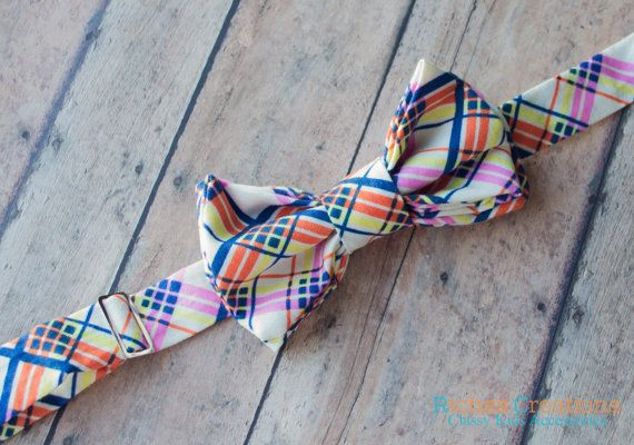 BowTies for Boys  Pre-tied Bow Ties Kids Bow by RichesCreations