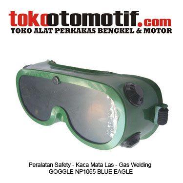 Kode : 42004000406 Nama : Kacamata Safety Merk : Blue Eagle Tipe : NP1065 Status :  Siap Berat Kirim : 1 kg
