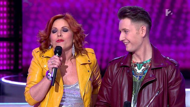 Keleti Andrea és Peter Srámek: Cocktail - tv2.hu/anagyduett