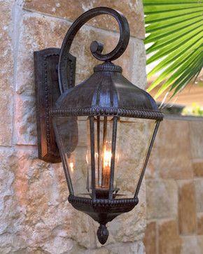 Best 25+ Outdoor light fixtures ideas on Pinterest | Exterior ...