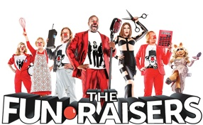 The heroic fundraisers