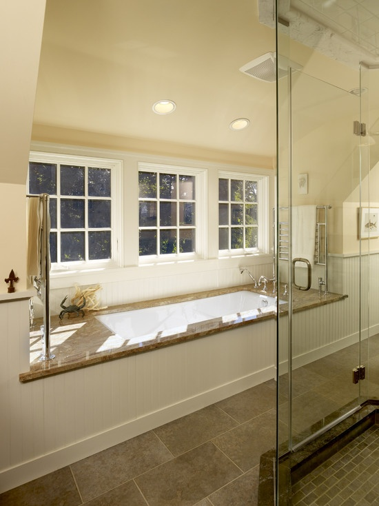 Bathroom Dormers Design, Pictures, Remodel, Decor and Ideas really like the idea of adding a dormer to create more space for the tub