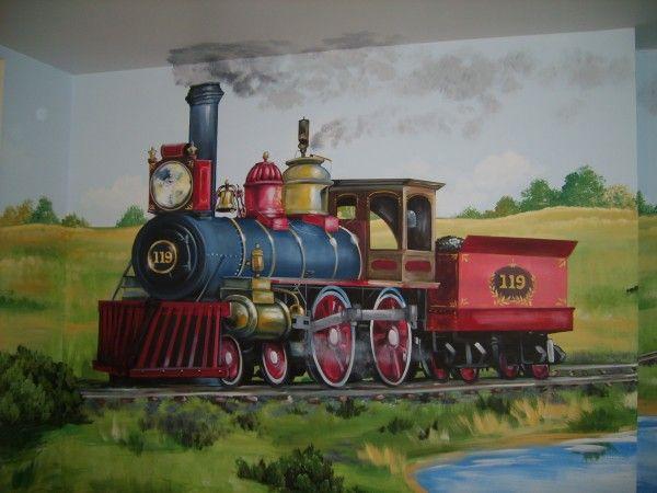 Best 25 kids murals ideas on pinterest wall murals for for Murales para ninos
