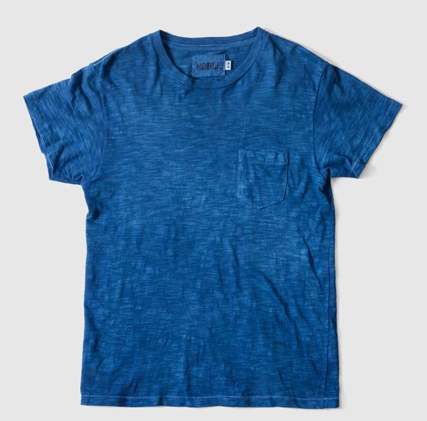 Noble Denim Garment Dyed T-Shirts