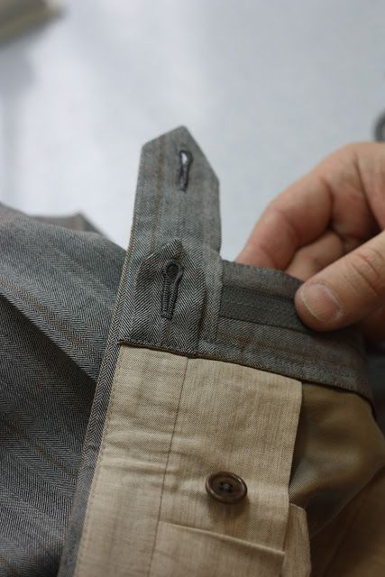 Levels of Complexity (Article on fine details for pants)