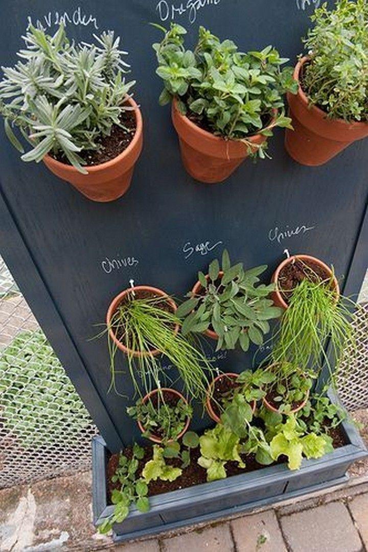 11 Creative Outdoor Herb Garden Ideas
