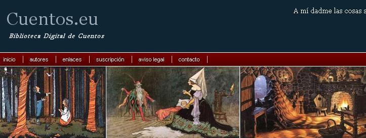 Biblioteca Digital de Cuentos