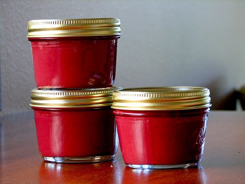 Raspberry Curd ~ The final jar is to keep for some winter day, when it's cold outside and it feels like summer is a lifetime away. On that day I'll taste again the sweet-tart flavor of a sun-warmed raspberry. It will be at once a memory of summer past, and a promise of summer yet to come.