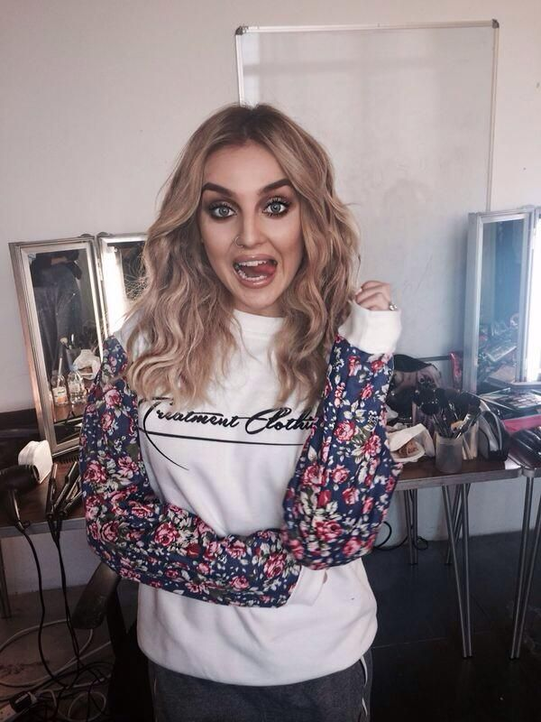 Perrie Edwards is so gorgeous!
