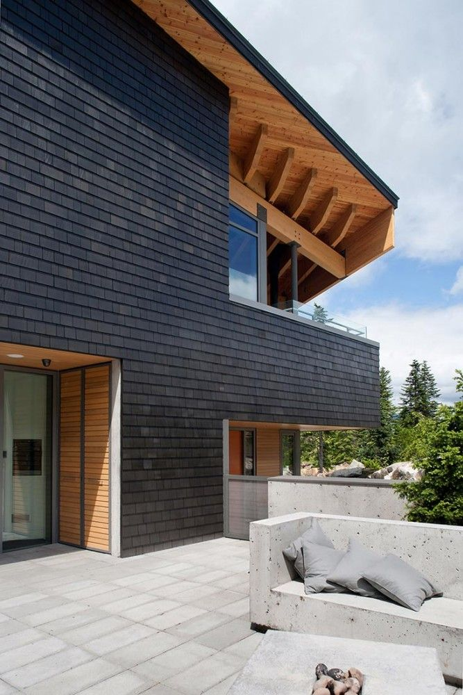 17 Best Images About WhisenHouse Exterior Cladding On Pinterest